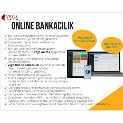 Vega Online Banka