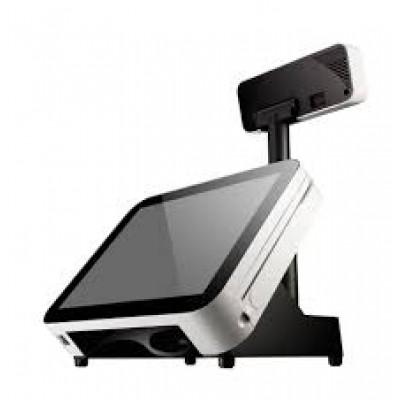 Tysso/Pop-950-İ5 Endüstriyel Dokunmatik Pos (siyah-beyaz)